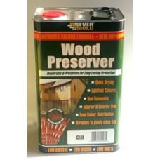 Everbuild Wood Preservative 5 ltr