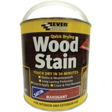 Everbuild Wood Stain 750 ml