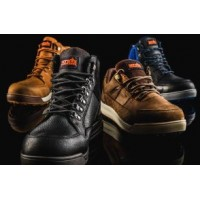 Safe and super-dry with Scruffs latest range of safety boots